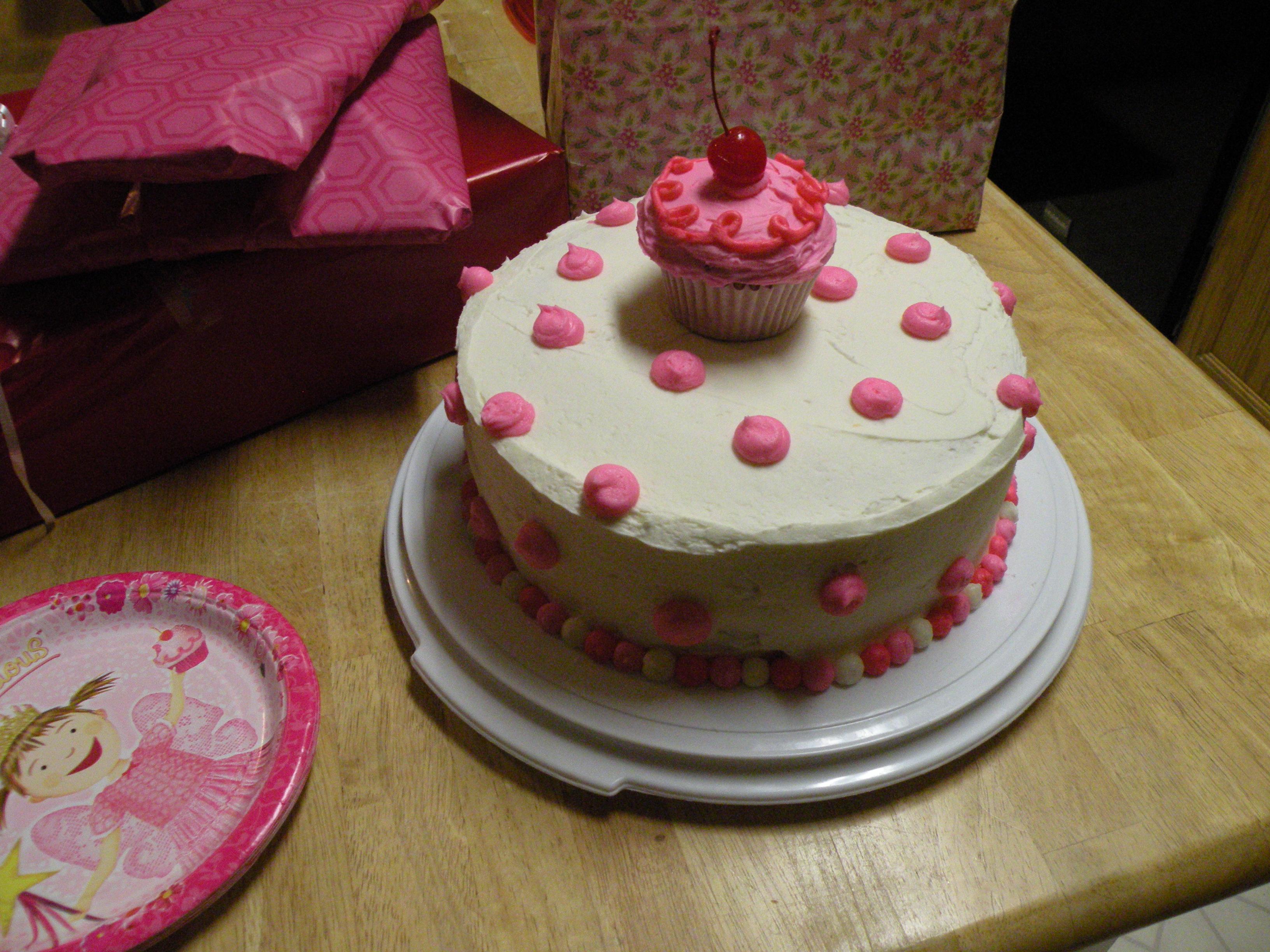 A Pinkalicious Birthday