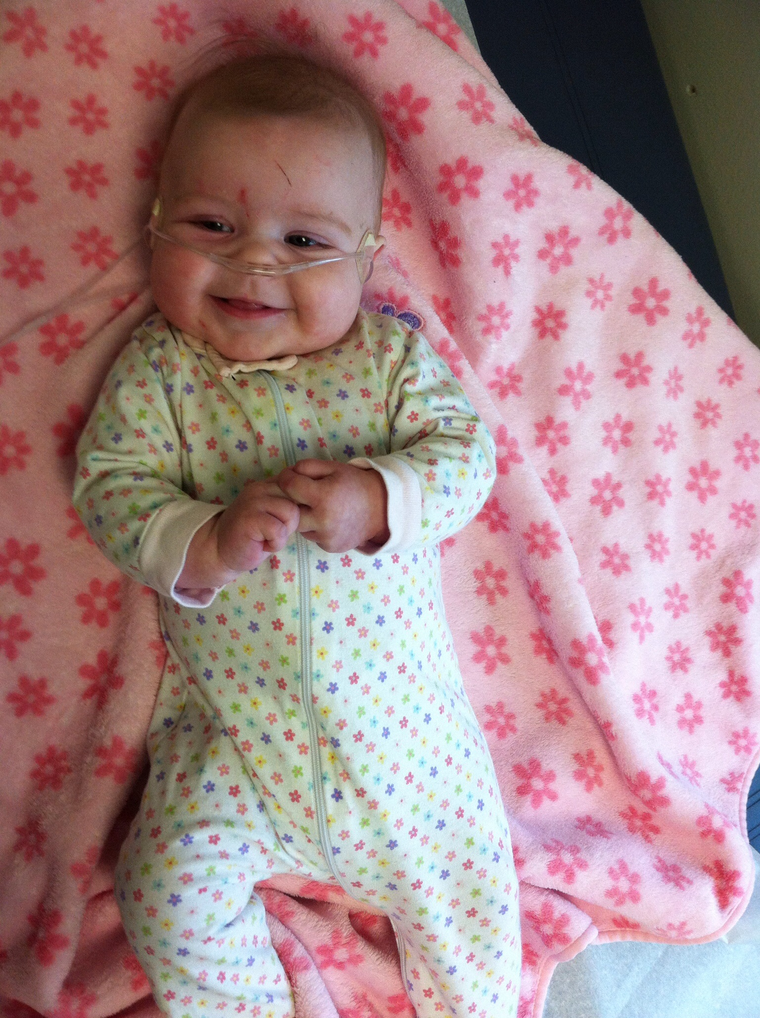 Breanna – miracle update
