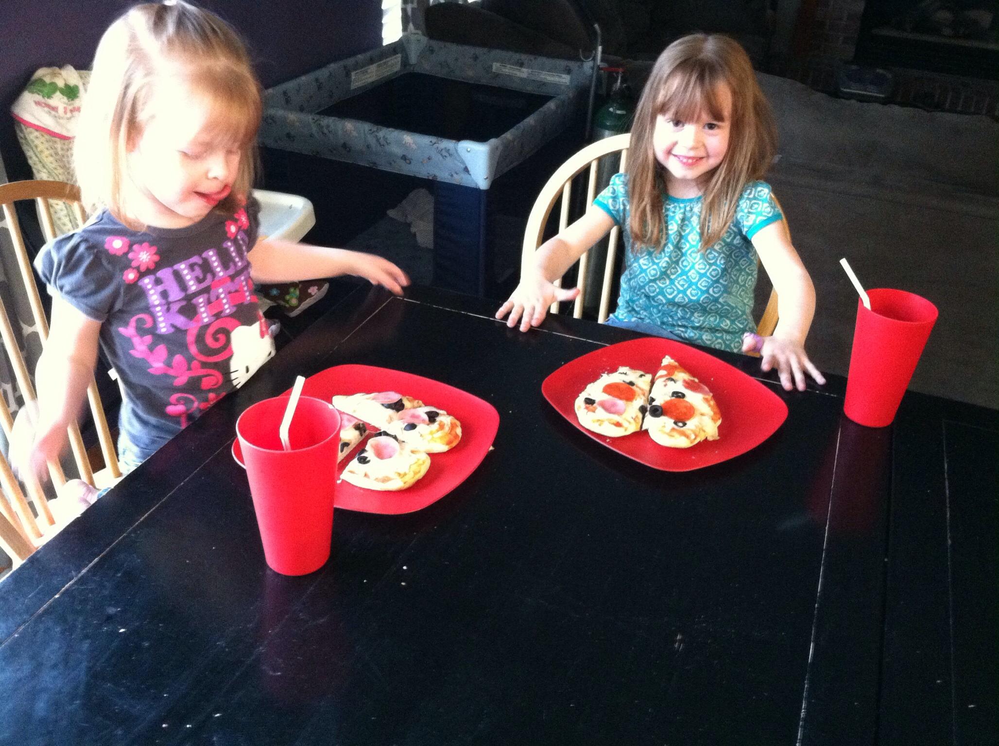 Valentine Dinner for the Kids