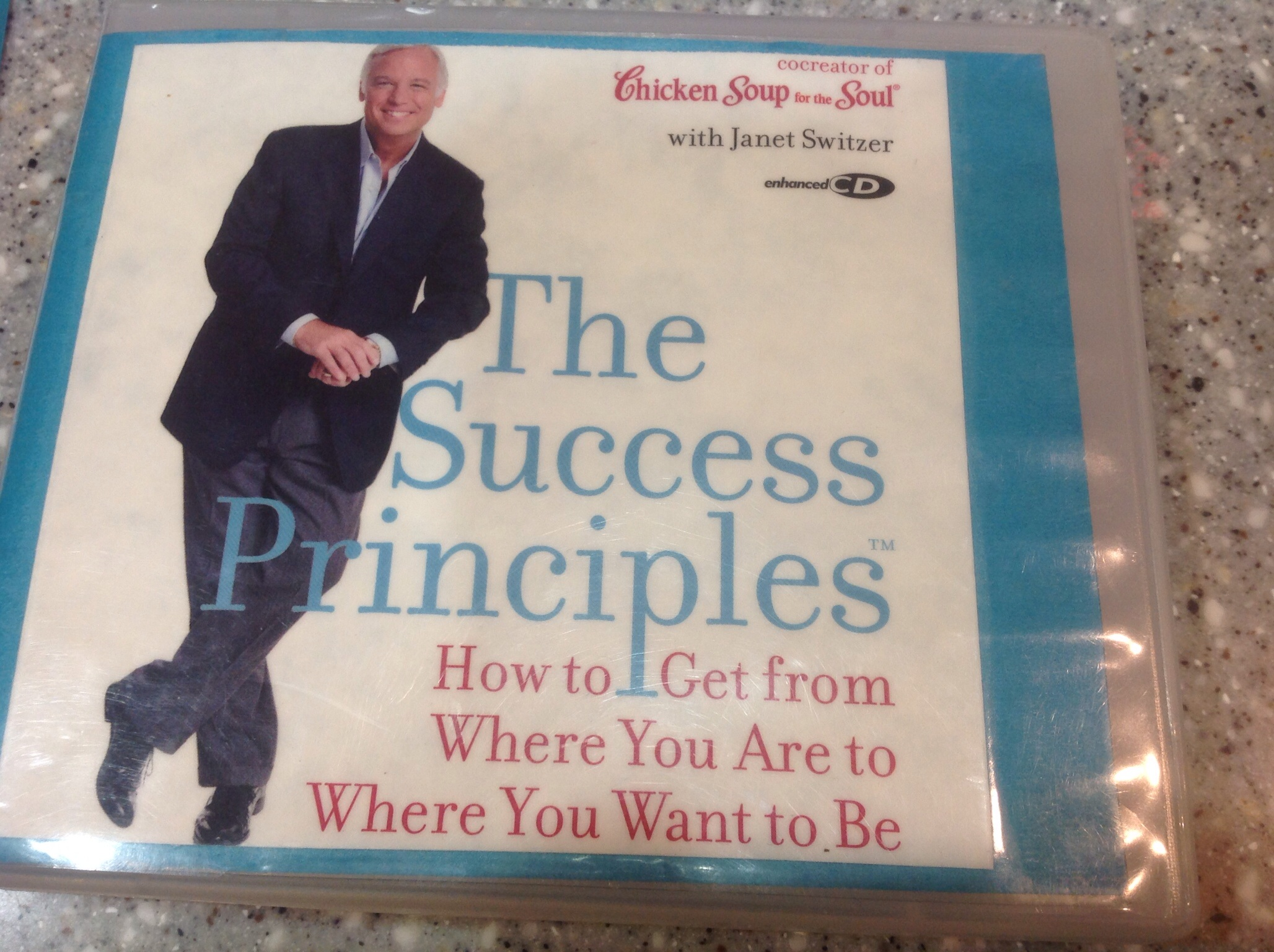 What We're Reading:  The Success Principles by Jack Canfield