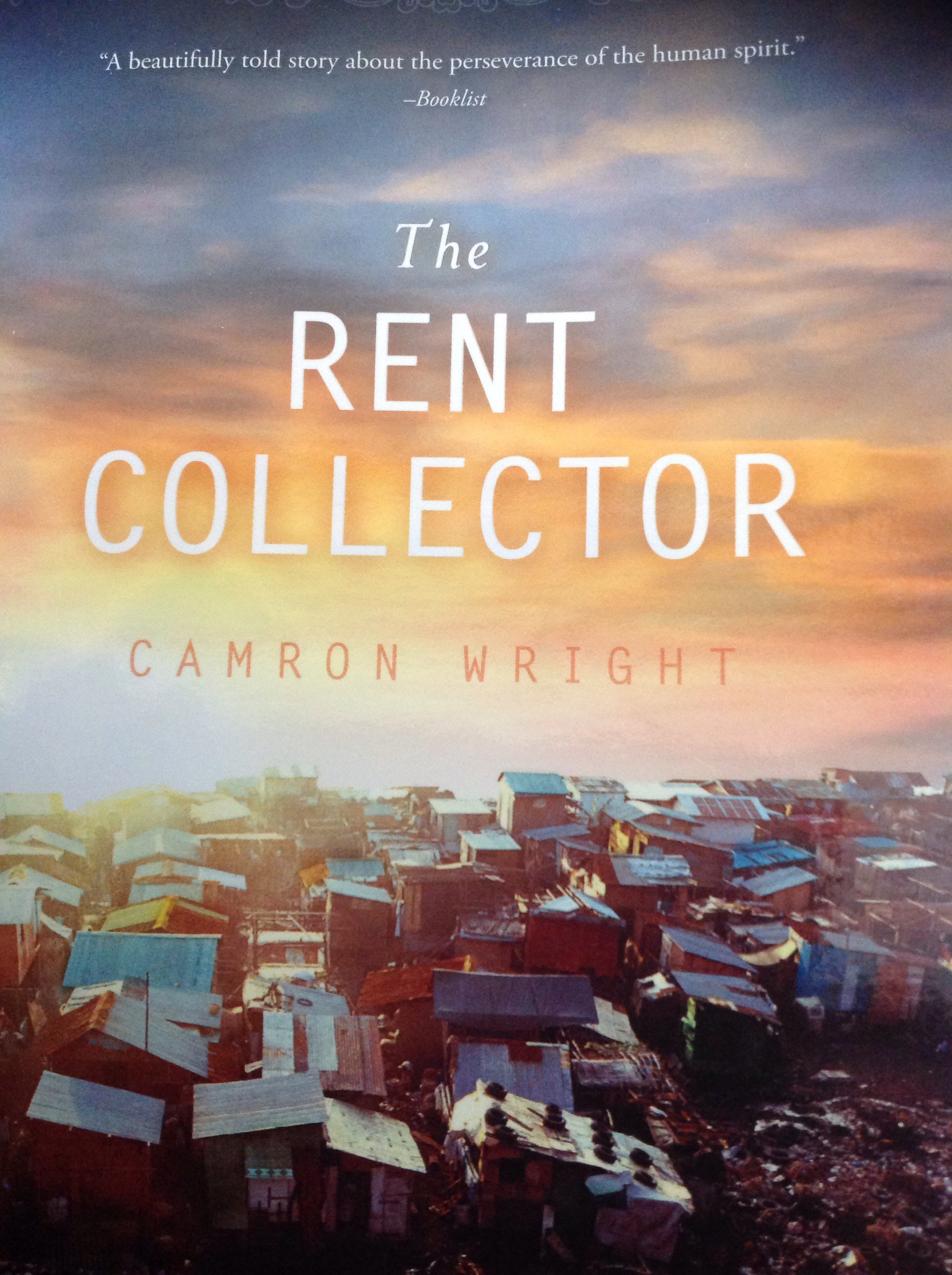 What we're reading:  The Rent Collector