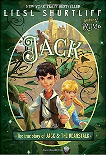 Book Review:  Jack – The True story of Jack & the Beanstalk