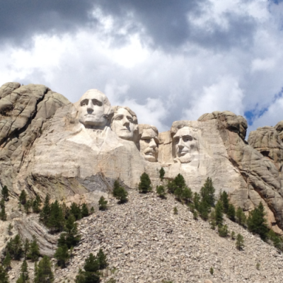 Family Travel:  Mount Rushmore & Bear Country USA, Keystone, South Dakota