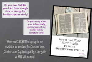 FREE Family Scripture Study Guide