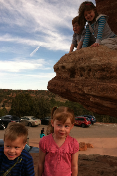 Things to do with kids in Colorado Springs