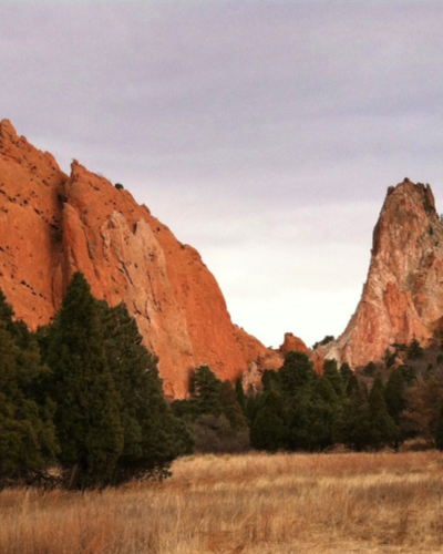 Family Travel:  Colorado Springs, Colorado