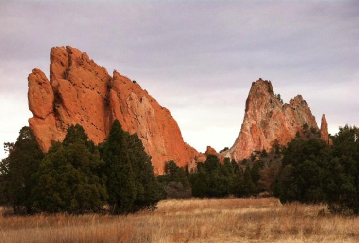 Family Travel:  Colorado Springs, Colorado