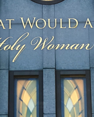 Book Review:  What Would a Holy Woman Do?