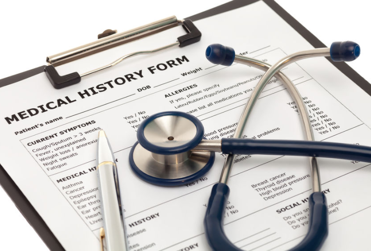 Organizing Family Medical Records:  Binder Instructions & Printable Cover
