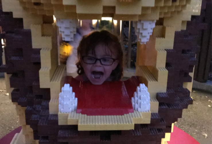 Family Travel:  Legoland