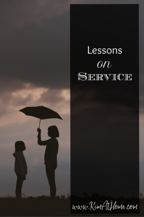 lessons on service