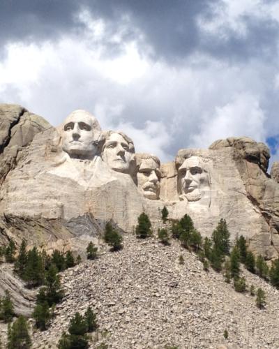 Family Travel:  Mount Rushmore & Bear Country USA, Keystone, South Dakota