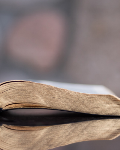 A Scripture Journaling Legacy