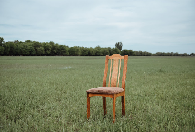 Teaching Gratitude with a  Thankful Chair